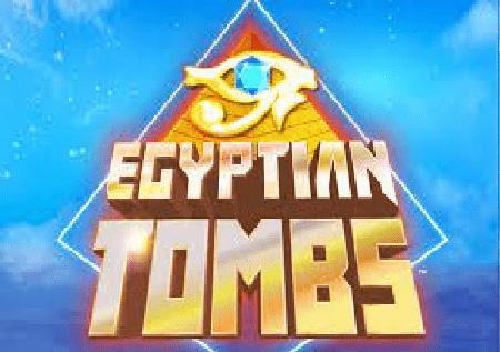 Egyptian Tombs – drevni Egipat u slotu!