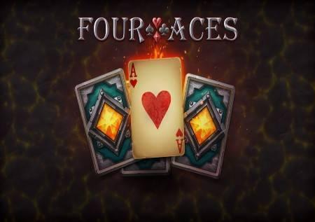 Four Aces – pogodi gdje se skrivam i osvoji sjajne dobitke!