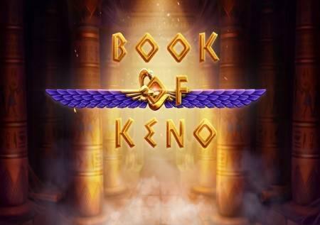 Book of Keno – kombinacija brojeva donosi 100 puta više!