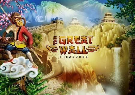 The Great Wall Treasures – odlična zabava u slotu!
