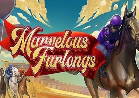 Marvelous Furlongs – konjske trke na online kazinu!