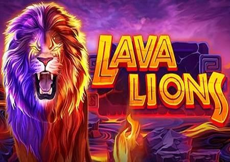 Lava Lions – moćni lav u kazino igri!