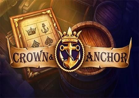 Crown & Anchor – kazino igra iz 18. vijeka!