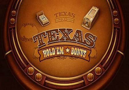 Texas Holdem Bonus – poker igra na jedinstven način!
