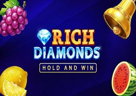 Rich Diamonds: Hold And Win – slot!