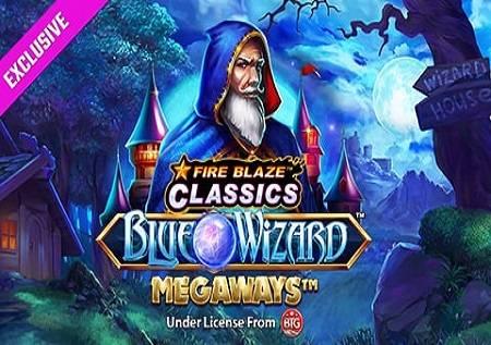 Blue Wizard Megaways – 12.348 načina do dobitka!