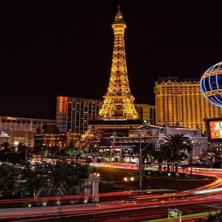 Las Vegas sija na online kazinima!