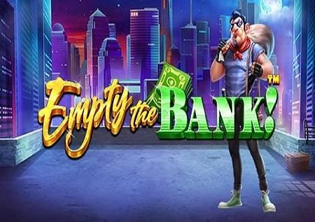 Empty the Bank – uz pljačku banke do bonusa!