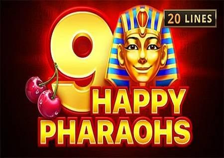9 Happy Pharaohs – nova slot igra!