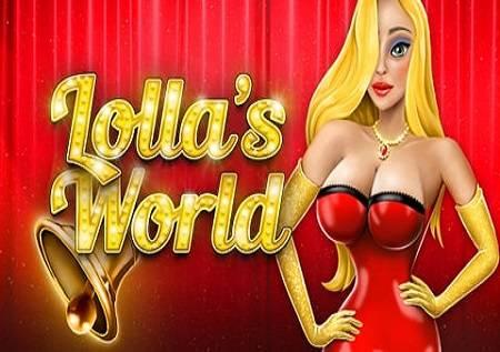 Lolla'S World – plavuša iznenađuje dobicima!