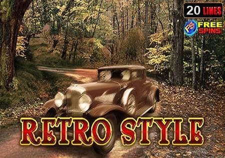 Retro Style – slot koji donosi moćne džekpotove!