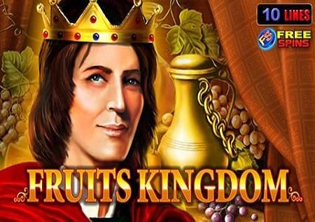Fruits Kingdom – kraljevstvo voćkica!