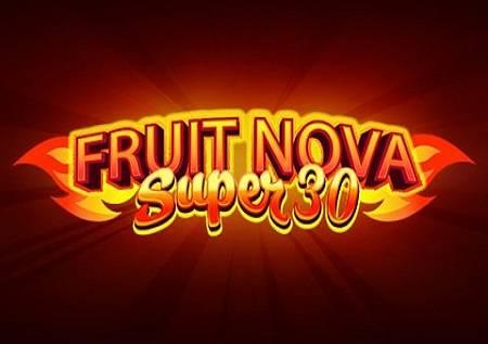 Fruit Super Nova 30 – serijal voćkica!