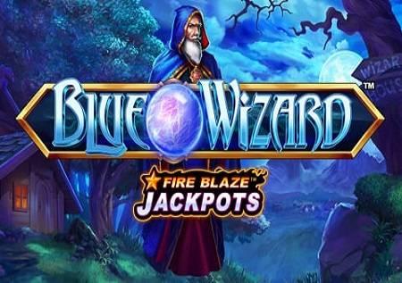 Blue Wizard – džekpot slot!