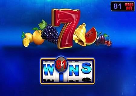 81 Wins – kazino slot!