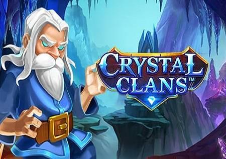 Crystal Clans – ledena slot igra!