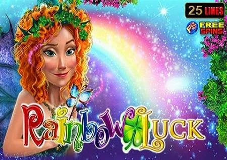 Rainbow Luck  – slot irske tematike!