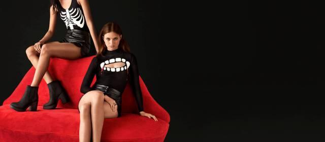 НАРЯДЫ НА ХЭЛЛОУИН-2016 ОТ H&M