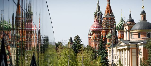 TOP-5 THINGS TO DO IN MOSCOW