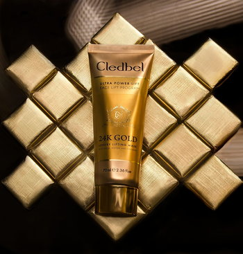 Маска Cledbel 24k Gold купить