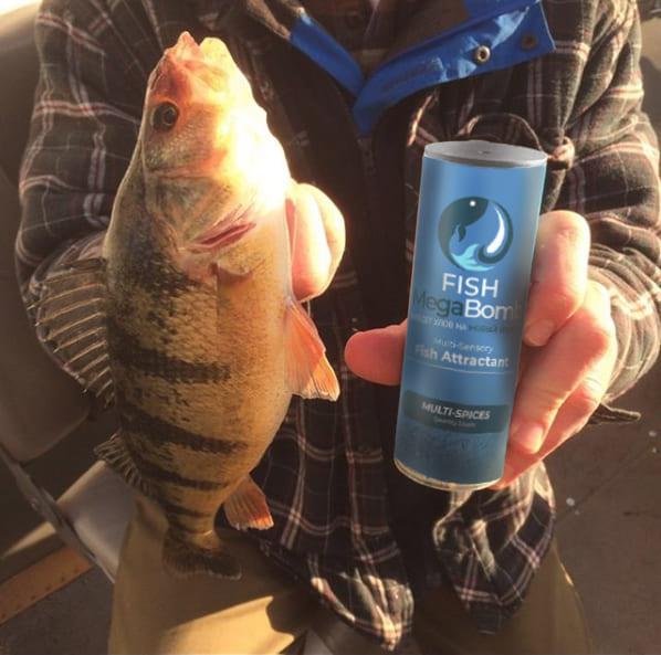Fish MegaBomb инновационная приманка для рыбалки в Приозёрске