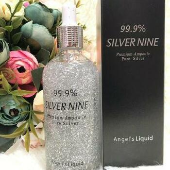 Angels Liquid Silver Nine