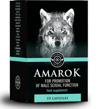 Amarok средство для потенции