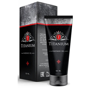 Titanium крем для мужчин