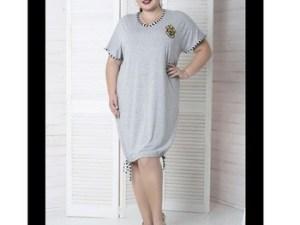 Купить летнее платье большого размера недорого