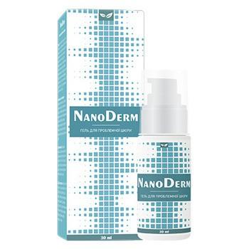 NanoDerm – средство от грибка и псориаза