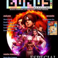 Bonus Stage Magazine Nº 13
