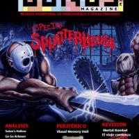Revista: Bonus Stage Magazine Nº23 Especial Splatterhouse
