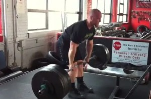deadlift hitching