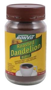 Dandelion fine ground is dandelion that has been ground finely