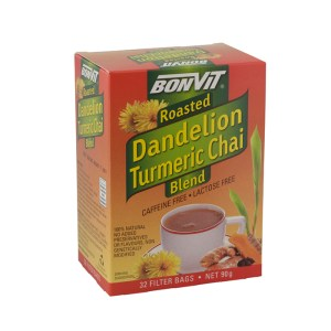 Dandelion Turmeric Chai 32 Tbags