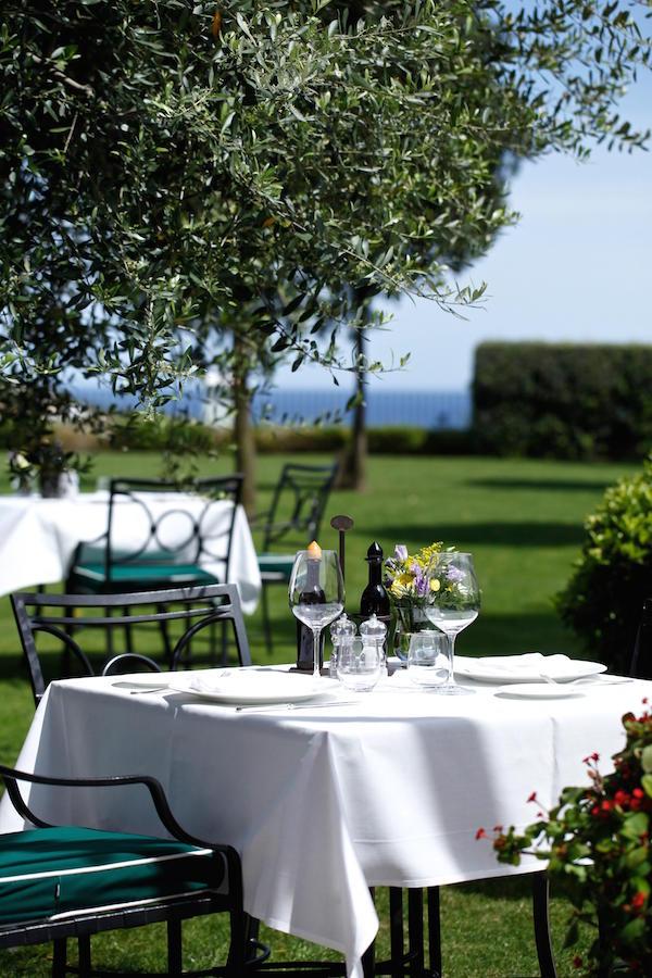 El Jardin del Lutz at Finca Cortesin Hotel
