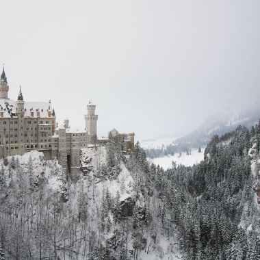 architecture building castle city