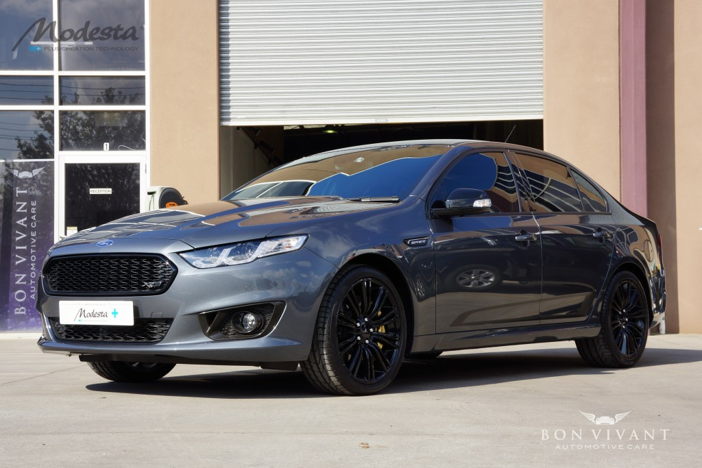 Bon Vivant Paint Protection | Modesta X Gtechniq | Ford XR8 Sprint