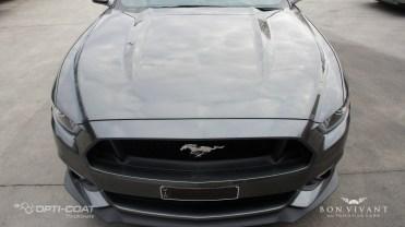 Bon Vivant Paint Protection Coating | Opti-Coat Pro+ | Ford Mustang GT