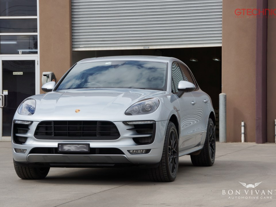 Bon Vivant Paint Protection Coating | Gtechniq | Porsche Macan GTS