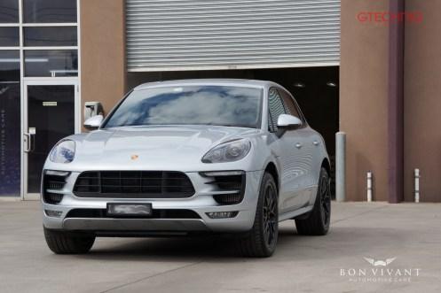 Bon Vivant Paint Protection Coating | Gtechniq | Porsche Macan GTS