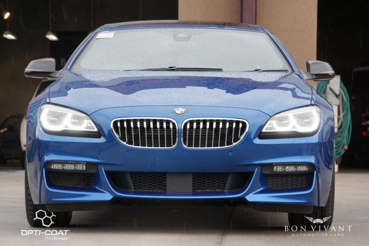 Car tinting Melbourne BMW