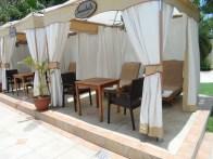 Cabanas for rental