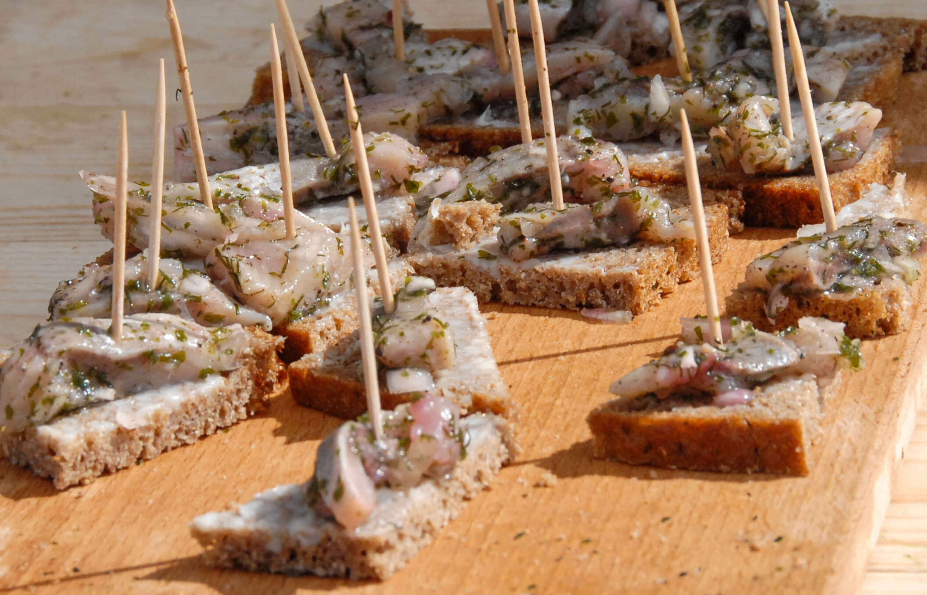 "Food Festivals Around The World: ""Herring Festival"""