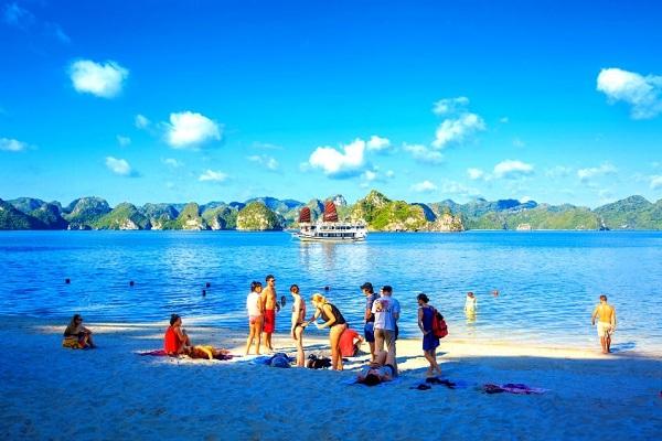 Les belles plages nord Vietnam