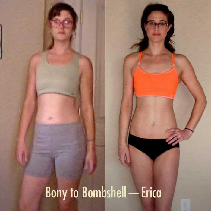 Boney girl skinny