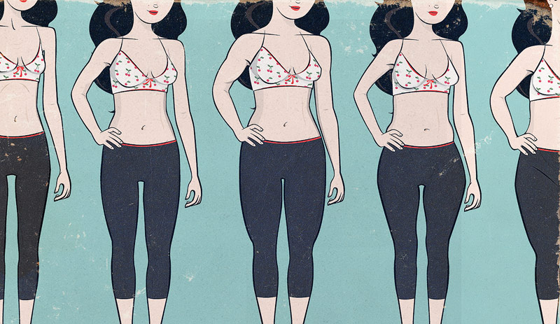 There Is No Shame In Finding Someone Else To Be Attractive: Bombshell Aesthetics: The Most Attractive Female Body
