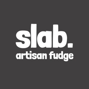Slab Artisan Fudge - Logo Square
