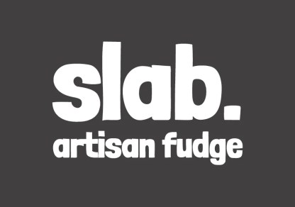 Slab Artisan Fudge - Logo