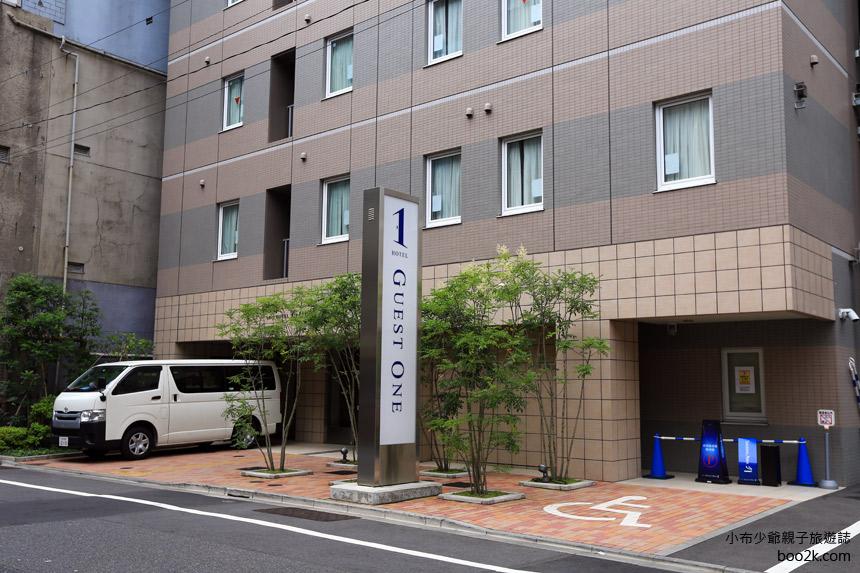 上野飯店Hotel Guest 1 ueno station